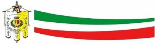 logo comune con bandiera