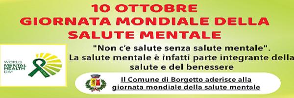 logo 10 ottobre giornata mondiale salute mentale